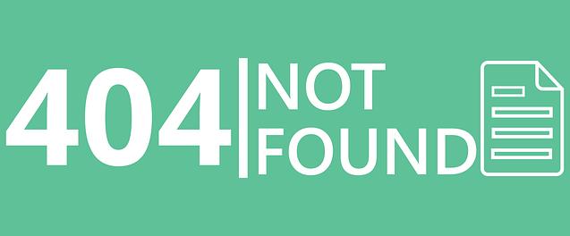 404 error>