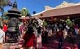 Người Việt ở Mỹ đi lễ chùa cầu an đầu năm mới