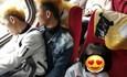 Câu chuyện nhường ghế trên tàu của người Việt ở Đài Loan gây sốt