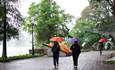 Hà Nội có mưa nhỏ, sáng sớm và đêm trời lạnh