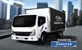 Vinamotor giới thiệu xe tải nhẹ Cabstar và xe khách 47 chỗ Universe Noble HN47S tới người tiêu dùng Hà Nội