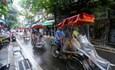Hà Nội vẫn có mưa, trời rét đậm