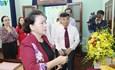 Chủ tịch Quốc hội dâng hương, tưởng niệm Chủ tịch Hồ Chí Minh