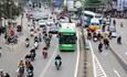 Xe ô tô chạy vào làn xe buýt nhanh phạt bao nhiêu tiền?