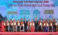 Chủ tịch Trần Thanh Mẫn tham dự Chương trình Tự hào Nông dân Việt Nam xuất sắc năm 2019