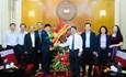 Lãnh đạo Đài Tiếng nói Việt Nam chúc mừng Ngày truyền thống MTTQ Việt Nam