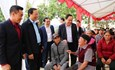 Chủ tịch Trần Thanh Mẫn thăm, tặng quà Tết cho người nghèo, gia đình chính sách tại tỉnh Lạng Sơn