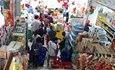 Dịch Covid-19: Hàng hóa tại Hà Nội dồi dào, dân không cần tích trữ