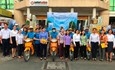 """Ra quân """"Hưởng ứng Tháng vận động triển khai BHXH toàn dân - Tuyên truyền, vận động người dân tham gia BHXH tự nguyện"""""""