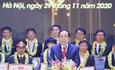 Chủ tịch Trần Thanh Mẫn dự Lễ tuyên dương, trao Giải thưởng Tuổi trẻ sáng tạo toàn quốc