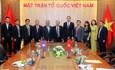 Tăng cường hợp tác giữa hai tổ chức Mặt trận của Việt Nam và Lào
