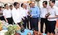 Bí thư Thành ủy Nguyễn Thiện Nhân dự Ngày hội Đại đoàn kết toàn dân tộc tại Bến Tre