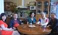 Điểm tựa cho cộng đồng người Việt ở St. Petersburg chống COVID-19