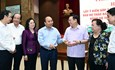 Ban Cán sự Đảng Chính phủ góp ý dự thảo văn kiện Ðại hội Ðảng bộ TP Hà Nội