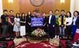 Thêm nhiều tấm lòng ủng hộ đồng bào miền Trung