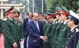 Thủ tướng Nguyễn Xuân Phúc thăm và làm việc tại Học viện Quốc phòng