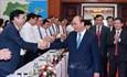 Chủ tịch nước Nguyễn Xuân Phúc làm việc với Đà Nẵng, Quảng Nam
