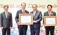 Chủ tịch nước trao danh hiệu cao quý cho các nhà khoa học xuất sắc và nguyên lãnh đạo Bộ Xây dựng