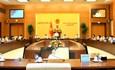 Nghị quyết của Ủy ban Thường vụ Quốc hội về điều chỉnh Chương trình xây dựng luật, pháp lệnh 2021