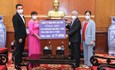Thủ tướng gặp mặt đại diện lực lượng y tế tuyến đầu chống dịch COVID-19