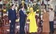 Pháp chủ Giáo hội Phật giáo Việt Nam Thích Phổ Tuệ viên tịch