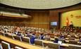 Thông cáo báo chí số 4, Kỳ họp thứ 2, Quốc hội khóa XV