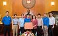 Đoàn Thanh niên Cục Hàng không Việt Nam chung tay ủng hộ bà con vùng lũ