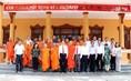 Đồng chí Trần Thanh Mẫn thăm và chúc Tết Chôl Chnăm Thmây tại tỉnh Sóc Trăng
