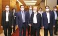 Ngày 25/10, Quốc hội tiếp tục thảo luận trực tuyến về hai dự án luật