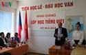 Khuyến khích dạy tiếng Việt trong cộng đồng tại Séc