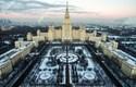 Khám phá '7 chị em Moscow' – biểu tượng kiến trúc thời Liên Xô