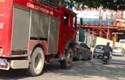 Không nhường đường cho xe chữa cháy bị xử lý thế nào?