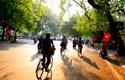 Hà Nội nắng ấm, Nam Bộ có nơi trên 35 độ C