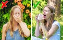 13 thói quen văn minh lịch sự lại gây hại sức khỏe một cách đáng sợ