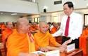 Đảng, Nhà nước, MTTQ Việt Nam luôn bảo đảm quyền tự do tín ngưỡng, tôn giáo của công dân