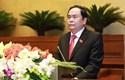 Chủ tịch Trần Thanh Mẫn: Cử tri đề nghị mạnh tay hơn nữa trong đấu tranh chống tham nhũng