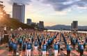 """  6.000 người tham gia đồng diễn hưởng ứng """"Ngày Quốc tế Yoga – Yoga cho cuộc sống xanh"""""""