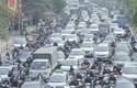 Hà Nội ùn tắc và ô nhiễm cực kỳ nghiêm trọng