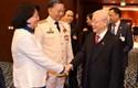 Tổng Bí thư, Chủ tịch nước dự phiên họp trù bị Đại hội XIII của Đảng