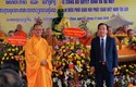 Ra mắt Ban Điều phối Giáo hội Phật giáo Việt Nam tại Lào