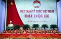 Khai mạc Đại hội đại biểu toàn quốc Mặt trận Tổ quốc Việt Nam lần thứ IX