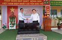 Bộ trưởng Nguyễn Văn Thể dự Ngày hội Đại đoàn kết tại Tháp Mười
