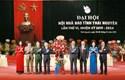Hội Nhà báo tỉnh Thái Nguyên: Đại hội lần thứ VI, nhiệm kỳ 2019-2024