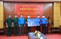Ủng hộ 1,3 tỷ đồng phòng, chống dịch bệnh COVID-19 tại Bình Phước