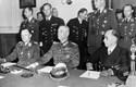 Sự tình việc văn bản đầu hàng của Đức Quốc xã được ký hai lần