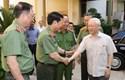 Xây dựng Đảng trong Công an nhân dân theo tư tưởng Hồ Chí Minh