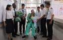 Báo chí Anh phản ánh đậm nét việc bệnh nhân số 91 xuất viện