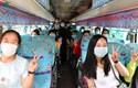 Sinh viên Campuchia hân hoan quay trở lại Việt Nam để học tập
