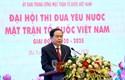 Chủ tịch Trần Thanh Mẫn phát động phong trào thi đua giai đoạn 2020-2025