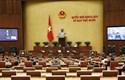 Kỳ họp thứ 10, Quốc hội khóa XIV: Vì mục tiêu cao nhất cải thiện chất lượng môi trường